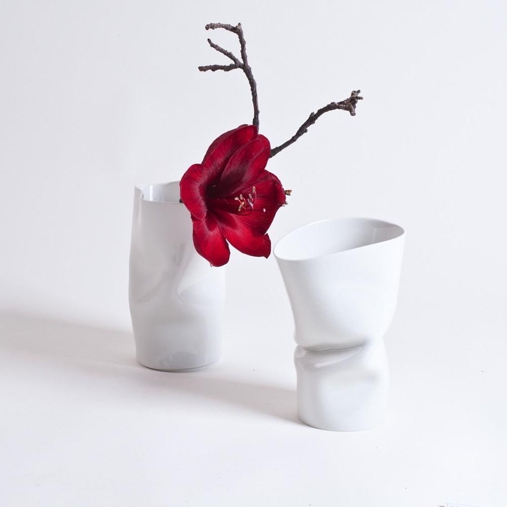 "Vase ""ondulado"""