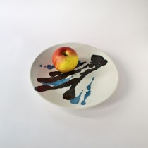 """Schalenserie """"CREATIVO"""" - Hommage à Pollock 2"""