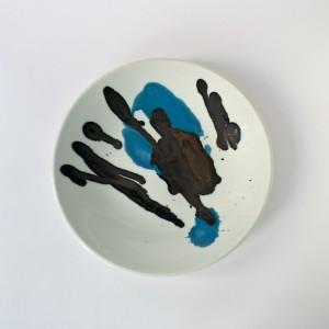 """Schalenserie """"CREATIVO"""" - Hommage à Pollock 1"""