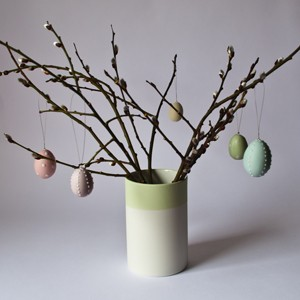 Ostern in Pastell