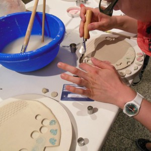 Workshop - Schmuckgestaltung mit Porzellan